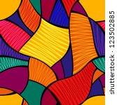 Vector Abstract Seamless Vivid...