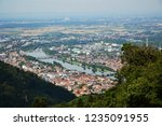 Heidelberg Aerial View With...