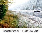 pocahontas county  west...   Shutterstock . vector #1235252905