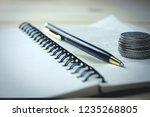 business  finance or... | Shutterstock . vector #1235268805