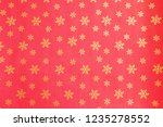 wrapping paper pattern for... | Shutterstock . vector #1235278552