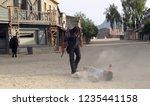 tabernas  almeria spain   08 15 ...   Shutterstock . vector #1235441158