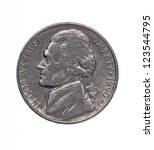 Five American Cents