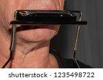 Mouth blues diatonic harmonica  ...
