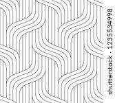 vector seamless texture. modern ... | Shutterstock .eps vector #1235534998