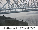 kolkata  india 16 january 2018  ... | Shutterstock . vector #1235535292