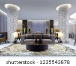 Reception And Lounge Area In...