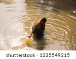 kolkata  india 16 january 2018  ... | Shutterstock . vector #1235549215