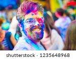 khakiv  ukraine   19 may 2018 ... | Shutterstock . vector #1235648968