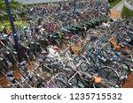 rotterdam   netherlands  ...   Shutterstock . vector #1235715532