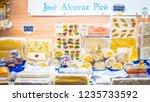 jijona  valencia   spain   12... | Shutterstock . vector #1235733592