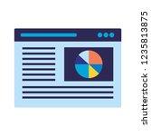 search engine optimization | Shutterstock .eps vector #1235813875