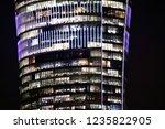 warsaw  poland. 20 november... | Shutterstock . vector #1235822905