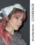 los angeles   nov 18   lindsey... | Shutterstock . vector #1235883628