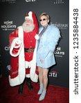 los angeles   nov 18   santa... | Shutterstock . vector #1235884438