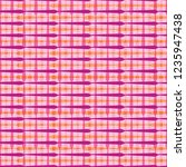 abstract squares grid. seamless ... | Shutterstock .eps vector #1235947438