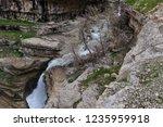 beautiful rivers between... | Shutterstock . vector #1235959918