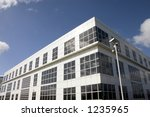 modern office in the gyle park  ... | Shutterstock . vector #1235965