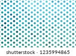 light blue vector pattern with... | Shutterstock .eps vector #1235994865