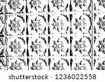 abstract background. monochrome ... | Shutterstock . vector #1236022558