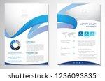 template vector design for... | Shutterstock .eps vector #1236093835