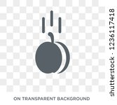 gravity icon. gravity design... | Shutterstock .eps vector #1236117418