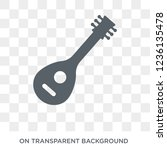 Mandolin Icon. Mandolin Design...