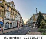 harrogate  uk   november 18 ... | Shutterstock . vector #1236151945