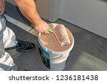 berlin  germany   november 17 ... | Shutterstock . vector #1236181438
