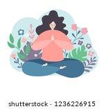 modern flat vector illustration ... | Shutterstock .eps vector #1236226915