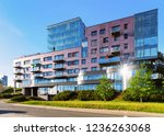 vilnius  lithuania   may 8 ... | Shutterstock . vector #1236263068