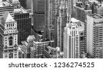 new york  usa   apr 30  2016 ... | Shutterstock . vector #1236274525