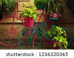 urban environment  street... | Shutterstock . vector #1236320365