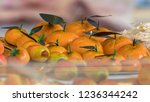 marzipan sweets at holidays   Shutterstock . vector #1236344242