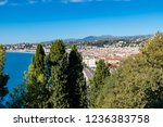 """view from the hill """"mont boron"""" ... 