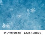 new year and christmas abstract ... | Shutterstock . vector #1236468898