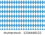 oktoberfest background. white... | Shutterstock .eps vector #1236668122