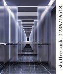 futuristic design of an... | Shutterstock . vector #1236716518