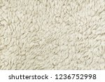 sheep white wool background... | Shutterstock . vector #1236752998