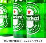 sankt petersburg  russia ... | Shutterstock . vector #1236779635