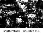 grunge overlay layer. abstract... | Shutterstock .eps vector #1236825418