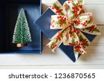 christmas and new year 2019... | Shutterstock . vector #1236870565