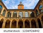 The Archiginnasio of Bologna is one of the most important buildings in the city of Bologna and currently houses the Archiginnasio Municipal Library. Its construction dates back to the 16th century.