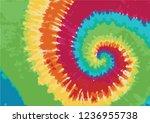 tie dye background | Shutterstock .eps vector #1236955738
