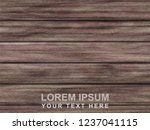 wood texture   abstract natural ... | Shutterstock .eps vector #1237041115