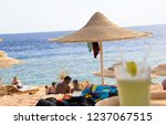 sharm el shaikh  egypt  ...   Shutterstock . vector #1237067515