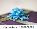 christmas and new year holidays ... | Shutterstock . vector #1237068505