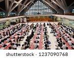 chulalongkorn university ... | Shutterstock . vector #1237090768