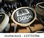 Typewriter With Book Button ...
