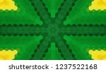 geometric design  mosaic of a...   Shutterstock .eps vector #1237522168